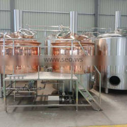 direct fire heating beer brewing equipment