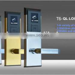 Hot sale free software hotel lock and system electronic smart hotel lock