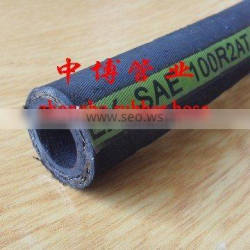zhongbo high pressure chemical rubber hose