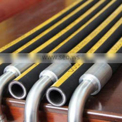 4 layer steel wire spiral EN856 4SP hose