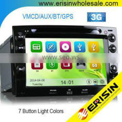 "Erisin ES7691M 7"" Shenzhen Car DVD Navigation for MEGANE 2006 2007"