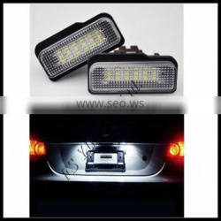 LED number License plate Lamp for W203 Wagon W211wagon W219 R171