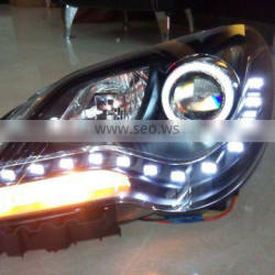 China VLAND Manufacturer car accessories auto lamp for VW BORA LED headlight 2008-2011 Supplier's Choice