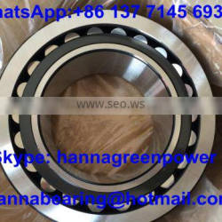 F-801806PRL Spherical Roller Bearing F801806PRL Concrete Mixer Truck Bearing 110*180*82/74mm