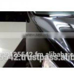 HIgh Quality Stone-Hard, Crystal Clear Mirror Effect Glass Coatings