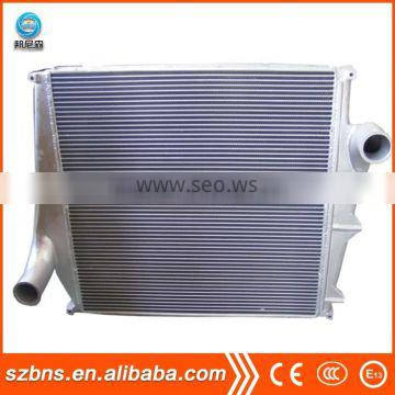 Specializing in the production of high quality alloy turbo diesel intercooler