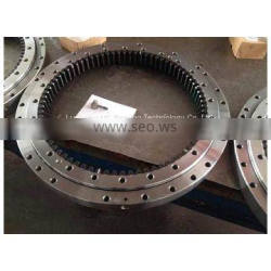 Cross roller bearing china factory supply XI 343403N with inner gear teeth 3168*3560*110mm