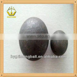 25mm Forged Steel Grinding Ball of 60Mn Material
