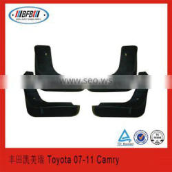 Car accessories Mud Flaps mud guard for Toyota Camry 2007-2011