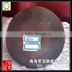 ball mill ball on mine mill carbon steel grinding ball cast chrome ball
