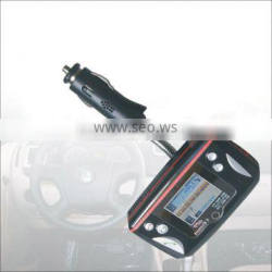 High quality Bluetooth car kit with FM transmitter