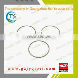 YC6G270-40-GA100 YUCHAI G6500-1004002A(A) engine piston rings suppliers