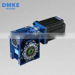 Factory supply 40:1 50rpm 32nm 300w 12 volt brushless dc worm gear reduction motor