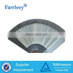 Farrleey pleated polyester ptfe structure membrane