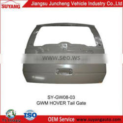 OEM Iron Tailgate For Hover H3 Car Auto Body Parts