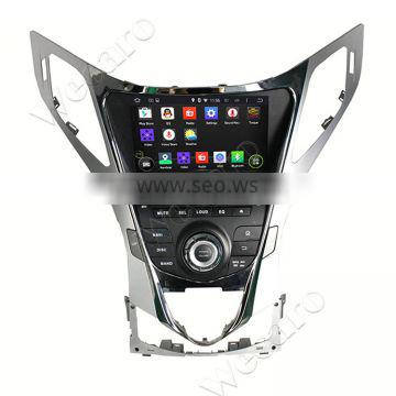 Wecaro WC-HU8068 Android 4.4.4 car dvd player quad core for hyundai azera dvd radio stereo tv tuner 2011-2012
