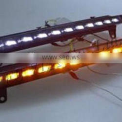 hot selling led daytime running light for audi Q7 with turn signals function