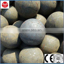 High quality even-wearing forged grinding ball