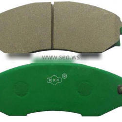 Front Axle Semi-metal Brake Pads for Benz