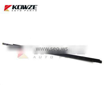 Front Door Window Belt Line Moulding For Mitsubishi ASX GA1W GA2W GA6W 2010- 5727A215 5727A339 5727A213