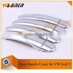 For Golf 5 2012 Chrome Door Handle Cover Plates