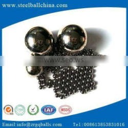 1/4 inch carbon steel ball for curtain