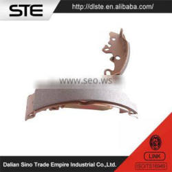 Hot selling brake shoes with no noise