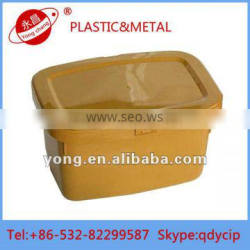 good surface injection plastic container from China!
