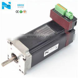 Integrated Brushless Servo Motor System With Driver built-in