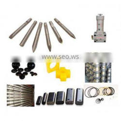 Made excavator hydraulic breaker spare parts