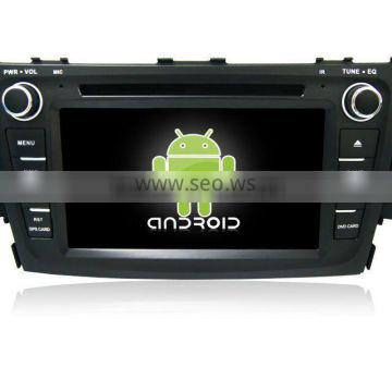 Quad core! Android 4.4/5.1 car dvd for ALTO/CELERIO 2015 with 7 inch Capacitive Screen/ GPS/Mirror Link/DVR/TPMS/OBD2/WIFI/4G
