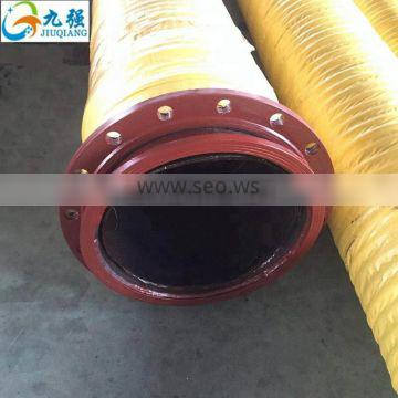 10inch 12inch 18 inch flexible dredging soft rubber tubing sea dredging pipe hose
