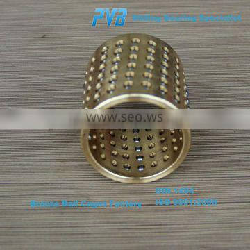 Ball Cages made of Brass with Installation Assistance,Ball Cages for Die Set,Ball Retainer Bearing China Manufacturer