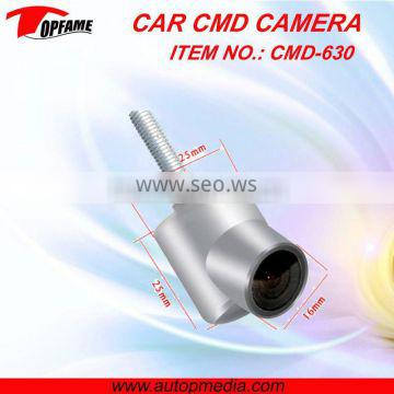 CMD-630 CMD/CMOS car camera with diameter 16mm, 120/170 field view