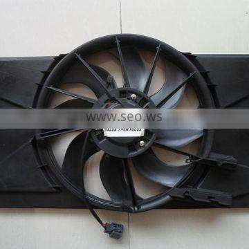 NEW AUTO RADIATOR FAN/RADIATOR COOLING FAN ASSY/AUTO ELECTRIC COOLING FAN FOR FOCUS12- /MZ31.6L'04-