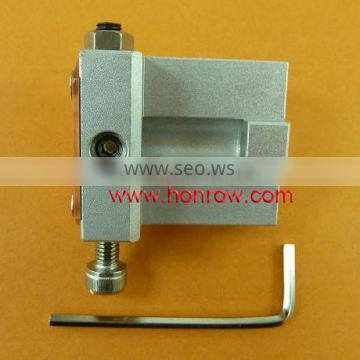 Honrow company Novel model FJaguar Lock Fixture/Clamp use for X6 key cutting machine with 50% free shipping free