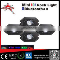 3*3w c ree led rock light for all cars