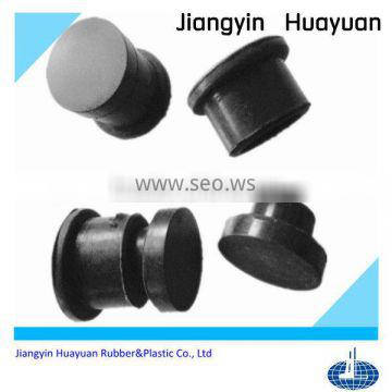 (EPDM,silicone,NR,NBR,CR(Neoprene),recycled rubber) rubber bung/Rubber Stopper