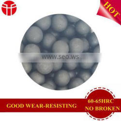 50mm B3 forged steel ball for mining