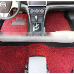 Easy to clean every size car mat with spike backing