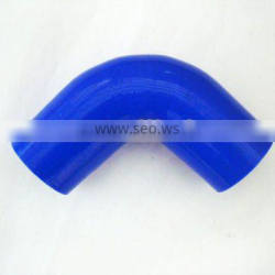BLUE 90 degree 51MM 2 INCH elbows Silicone Hose for car/ truck / motorcycle