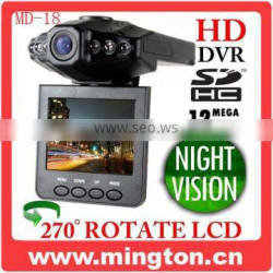 MD18-F198 HD Car recorder 720P night vision
