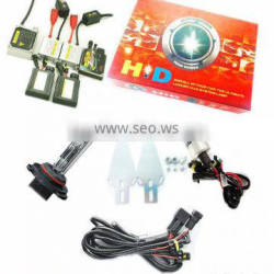 HID xenon bulbs H10 with slim canbus AC/DC 12V 35W