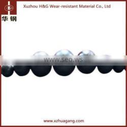 Low price Grinding ball, grinding steel ball, Grinding media supplier, H&G
