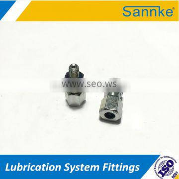 steel pipe adapters for lubrication system adapter