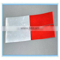 Diamond level heavy truck and cars Reflective Tape/red white reflective sheeting