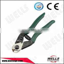 """Factory CE 8"""" heavy duty red color painted high carbon steel cable cutter"""