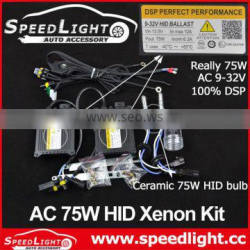Competitive Price and High Quality H11 4300K 75W HID Xenon Conversion Kit