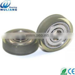 China Hot Sale High Quality 625zz pu roller wheel Bearings