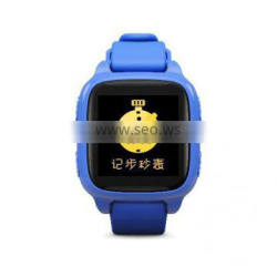 2015 New Product Christmas gift Children Smart Watch Phone GPS Tracking Kids Watch Distance and SOS